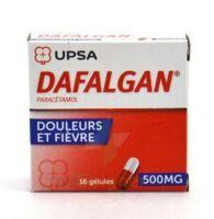 DAFALGAN 500 mg Gélules 2plq/8 (16) à Farebersviller