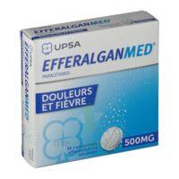 EFFERALGANMED 500 mg, comprimé effervescent sécable à Farebersviller
