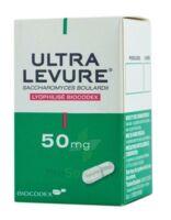 ULTRA-LEVURE 50 mg Gélules Fl/50 à Farebersviller