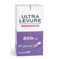 ULTRA-LEVURE 200 mg Gélules Fl/30 à Farebersviller