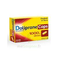 DOLIPRANECAPS 1000 mg Gélules Plq/8 à Farebersviller