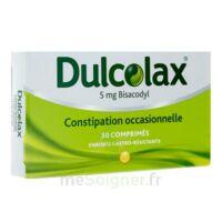 DULCOLAX 5 mg Comprimés enrobés gastro-résistants Plq/30 à Farebersviller