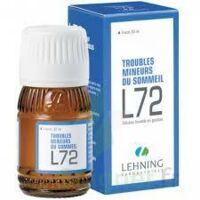 Lehning - L72 solution buvable en gouttes à Farebersviller