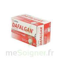 DAFALGAN 1000 mg Comprimés effervescents B/8 à Farebersviller