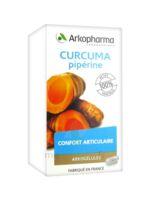 Arkogelules Curcuma Pipérine Gélules Fl/150 à Farebersviller