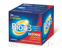 Bion 3 Défense Junior Comprimés à croquer framboise B/30 à Farebersviller