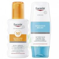Eucerin Sun Sensitive Protect Spf50 Coffret Spray à Farebersviller