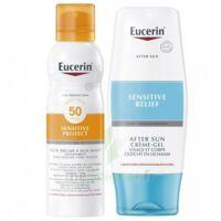 Eucerin Sun Sensitive Protect SPF50 Coffret brume à Farebersviller