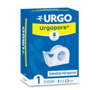 Urgopore Sparadrap non tissé 2,5cmx5m dévidoir à Farebersviller