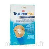 Tegaderm + Pad, 5 Cm X 7 Cm , Bt 10 à Farebersviller