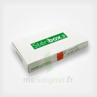 Stéribox Kit prévention et hygiène pour les toxicomanes avec seringues 100UI/ml à Farebersviller