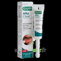 Gum Aftaclear Gel aphtes lésions buccales 10ml à Farebersviller