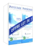 Physiomer Solution nasale adulte enfant 2*Sprays/135ml à Farebersviller