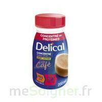 Delical Boisson Hp Hc Concentree Nutriment Café 4bouteilles/200ml à Farebersviller