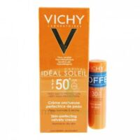 VICHY IDEAL SOLEIL SPF50 Crème onctueuse visage Fl/30ml Pocket à Farebersviller