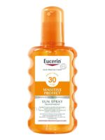 Eucerin Sun Sensitive Protect SPF30 Spray transparent corps 200ml à Farebersviller