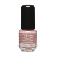 Vitry Vernis à Ongles Rose Thé Mini Fl/4ml à Farebersviller