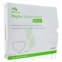 Mepilex Border Sacrum Protect Pansement hydrocellulaire siliconé 22x25cm B/10 à Farebersviller