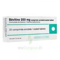 BEVITINE 250 mg Cpr enr Plq/20 à Farebersviller