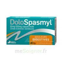 DOLOSPASMYL 60 mg/300 mg Caps molle Plq PVC/alu/20 à Farebersviller