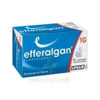 EFFERALGANMED 1 g Cpr eff T/8 à Farebersviller
