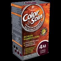 Color&soin Kit Coloration Permanente 4m Châtain Acajou à Farebersviller