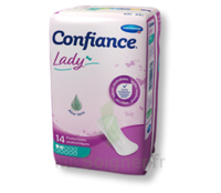 Confiance Lady Protection anatomique incontinence 2 gouttes Sachet/14 à Farebersviller