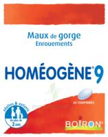 Boiron Homéogène 9 Comprimés à Farebersviller