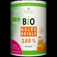 3 Chenes Bio Gelée Royale Pure Gelée Pot/30g à Farebersviller