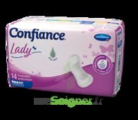 Confiance Lady Protection Anatomique Incontinence 4 Gouttes Sachet/14 à Farebersviller