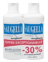 Saugella Emulsion Dermoliquide Lavante 2fl/500ml à Farebersviller