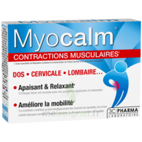 Myocalm Comprimés Contractions Musculaires B/30 à Farebersviller