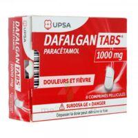 Dafalgantabs 1 G Cpr Pell Plq/8 à Farebersviller