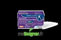 Fraction Flavonoique Mylan Pharma 500mg, Comprimés à Farebersviller