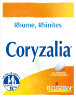 Boiron Coryzalia Comprimés orodispersibles à Farebersviller
