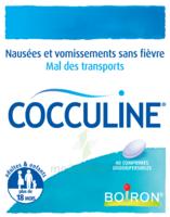 Boiron Cocculine Comprimés orodispersibles B/40 à Farebersviller
